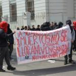 Au sujet des affrontements du 11 à Santiago