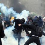 Grève générale du 26 juin à Santiago