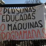 Communiqué de lycéens de l'Instituto Nacional