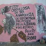 Quelques mots pour Felicity Ryder, anarchiste en cavale, et quelques réflexions autour de la clandestinité