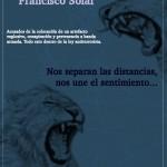 Lettre de Francisco Solar depuis la prison de Villabona