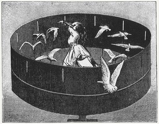 Sotirios-Max-Ernst-Reve-dune-petite-fille-qui-voulut-entrer-au-carmel-1930